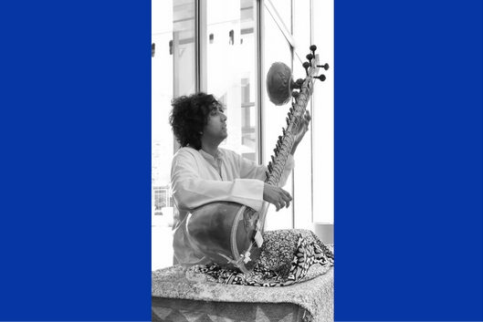 Lunchtime Concert at Duke University Hospital - Viswas Chitnis: Indian Raga