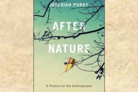"Cover of Jedediah Purdy's book ""After Nature"""