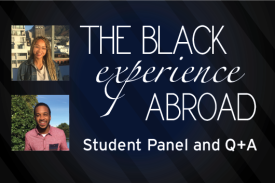 The Black Experience Abroad