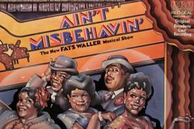 aint misbehavin album cover