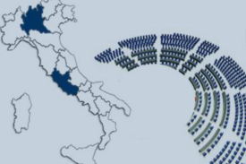 Italy Election Map