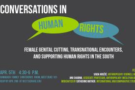 Conversation in Human Rights