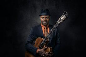jazz guitarist Bobby Broom