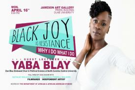 Black Joy As Resistance w/ Dr. Yaba Blay