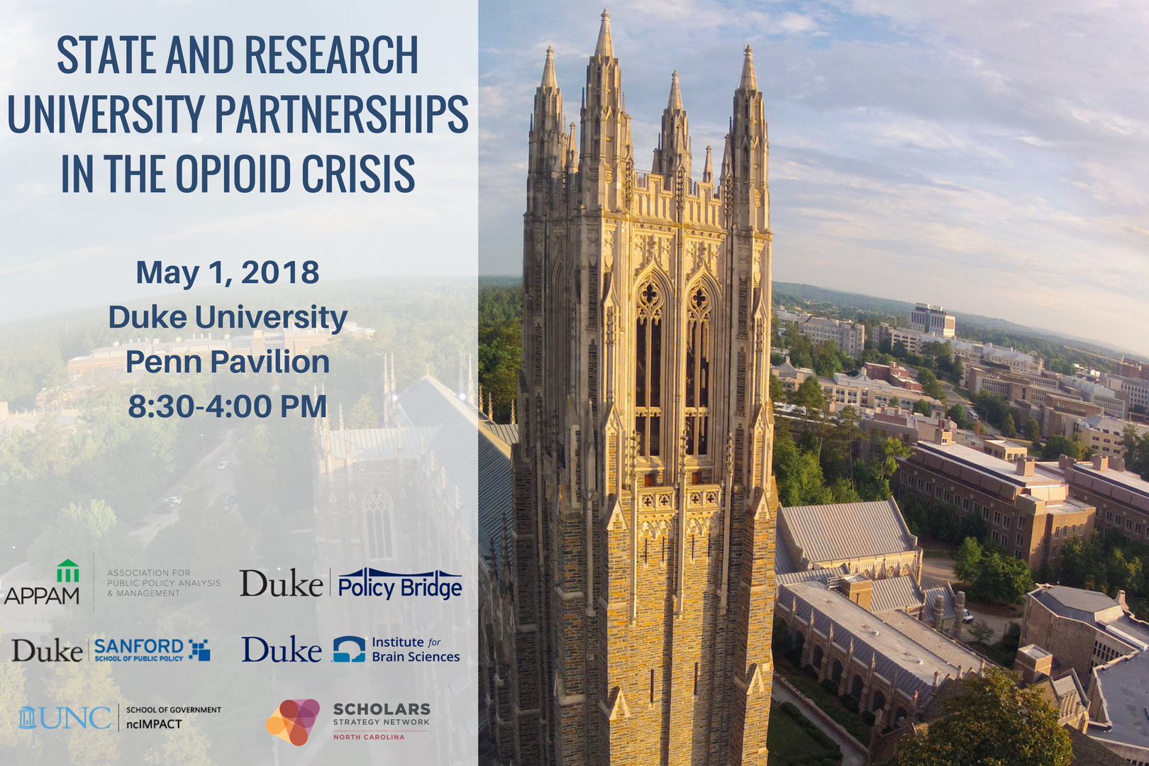 state and research partnerships in the opioid crisis forum