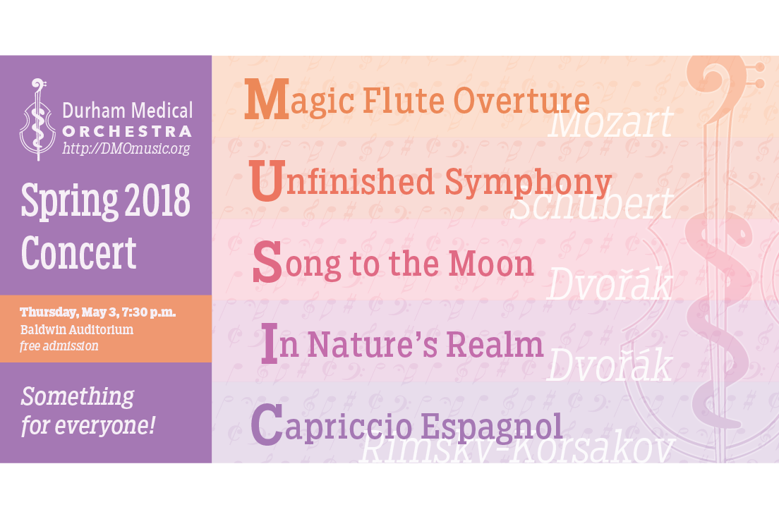 Spring 2018 Concert: MUSIC