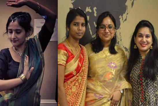 Duke international spouses present;Unveiling India