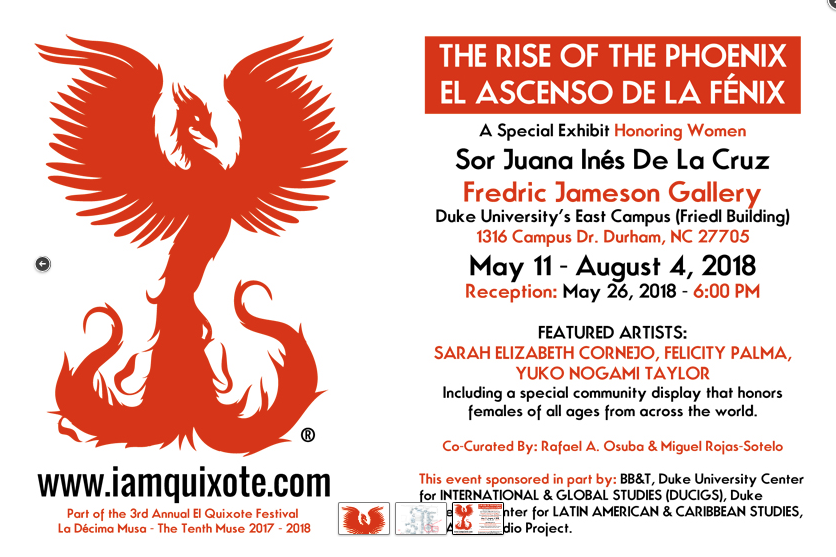 Art Exhibit: Rise of the Phoenix - El Ascenso de la Fénix