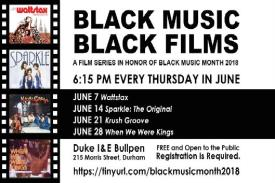Black Music Black Films