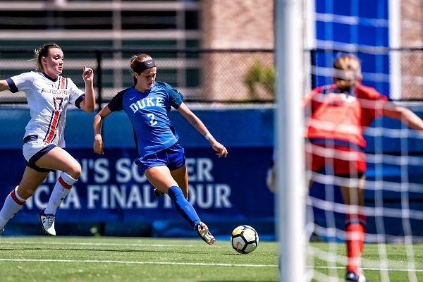 Duke Women's Soccer
