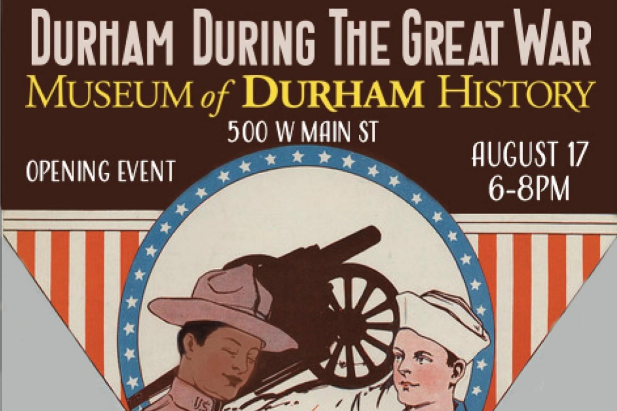 Durham During the Great War