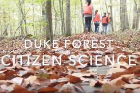 Duke Forest Citizen Science
