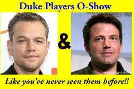 photos of Matt Damon and Ben Affleck