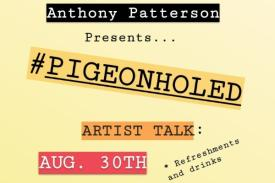 Anthony Patterson PIGEONHOLED