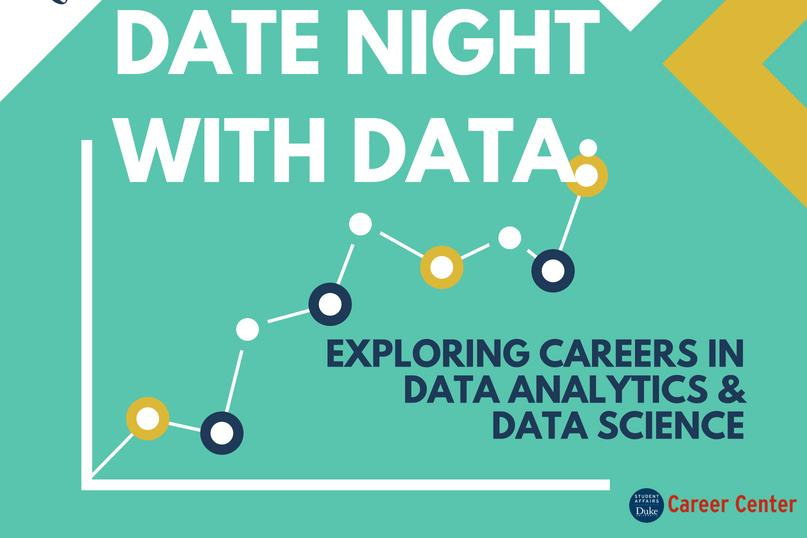 Date Night with Data poster