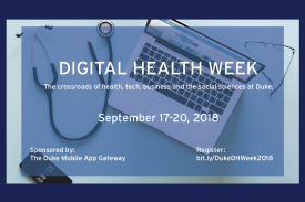 Digital Health Week Flyer