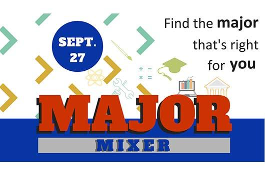 Major Mixer. September 27
