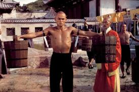 Still from The 36th Chamber of Shaolin AKA Master Killer