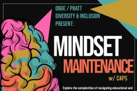 Mindset Maintenance flyer