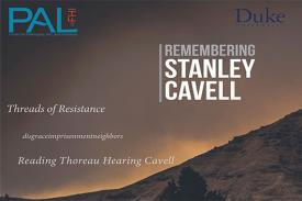 Poster for Remembering Stanley Cavell