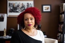 Nikole Hannah-Jones will speak at inaugural event on racial equity in NC schools.