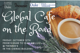 Global Cafe at Ciemas