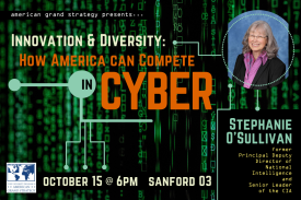 How America Can Compete in Cyber