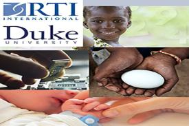 RTI-Duke Global Initiative Banner