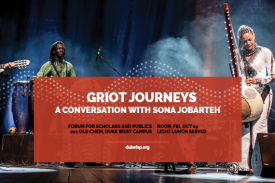 Griot Journeys
