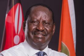 Right Honorable Raila Odinga