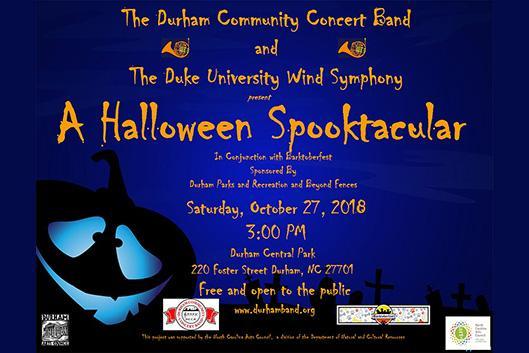 DWS Halloween Spooktacular