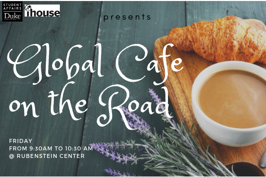 Global CAfe at the Ruby