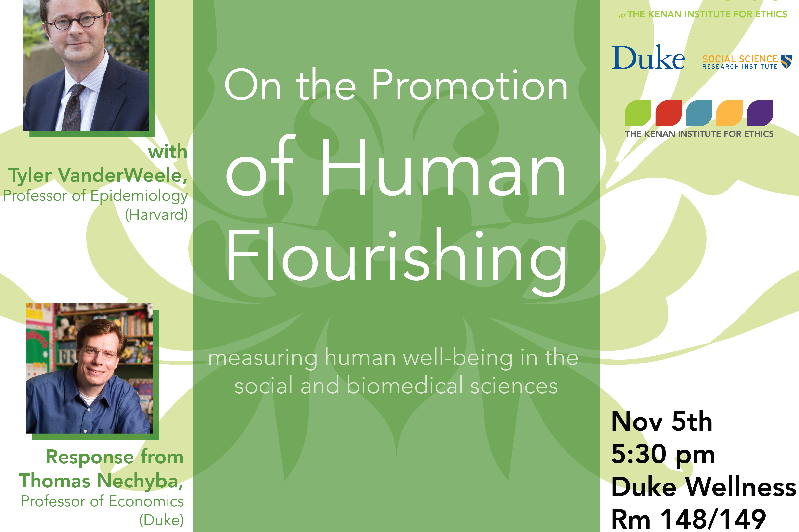 """On the Promotion of Human Flourishing"" by Tyler VanderWeele"