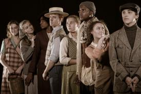 cast of Dancing at Lughnasa
