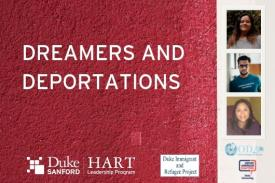 Dreamers and Deportations