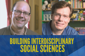 Building Interdisciplinary Social Sciences