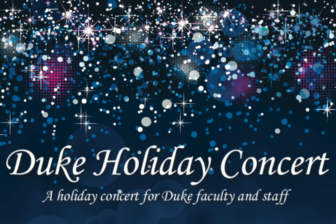 Duke Holiday Concert