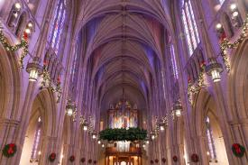 Christmas Eve at Duke Chapel
