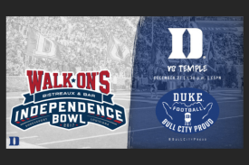 Walk-On's Independence Bowl