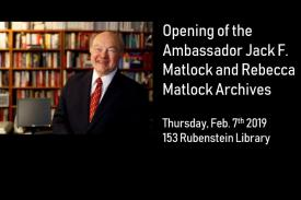 Matlock Archive Opening