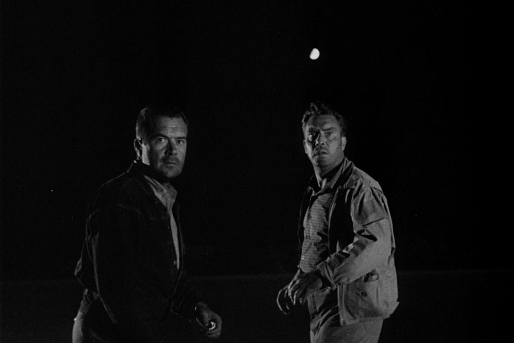 Still from The Hitch-Hiker
