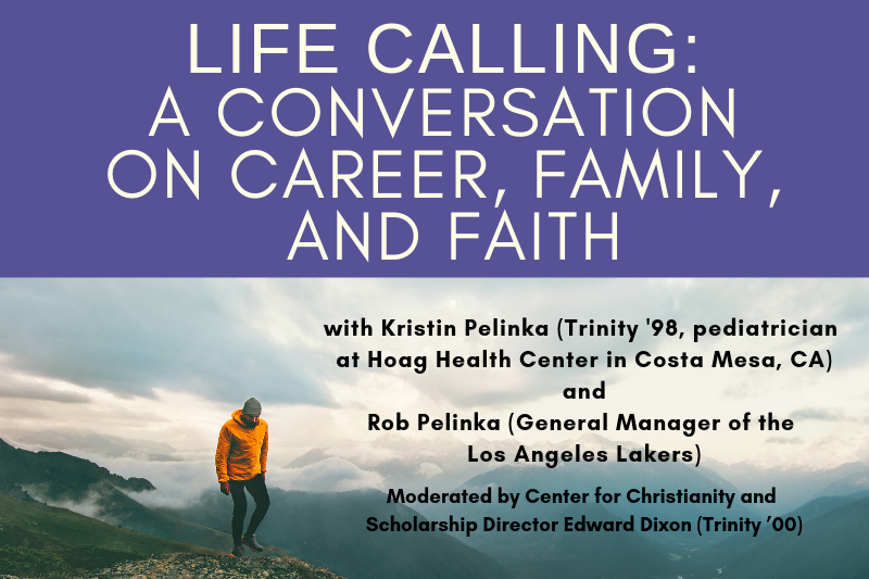 Conversation On Career, Family, And Faith