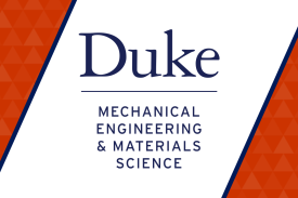 Duke Mechanical Engineer & Materials Science