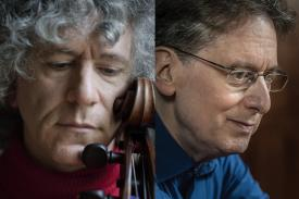 Steven Isserlis and Robert Levin