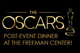 Oscars Post Event Dinner