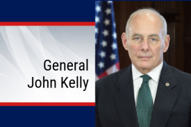 Leading America in a Time of Global Turbulence: A Conversation with Gen. John Kelly