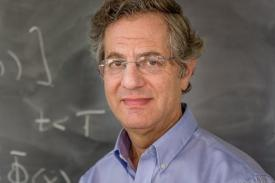 Robert Kohn speaks at Duke Math Gergen Lecture