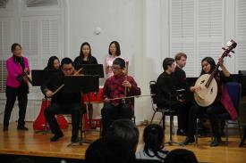 Duke Chinese Music Ensemble