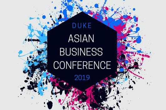 Duke Asia Business Conference 2019