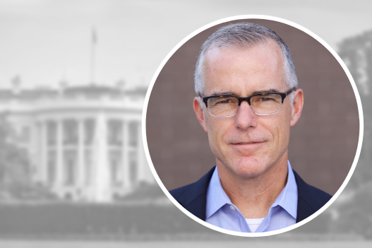 AGS Presents: Andrew McCabe, The Threat, How the FBI Protects America in the Age of Terror & Trump